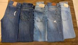 Calças jeans ZARA