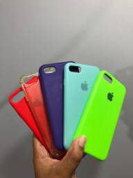 Silicone Case para iphone 7/8