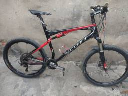 Bike Scott top toda montada para corrida ..
