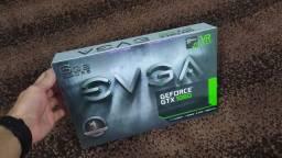 Placa de Vídeo GTX 1060 6gb NOVA