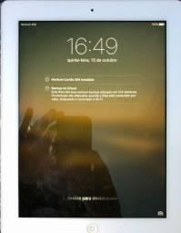 Ipad 3, Branco, 32 GB, WIFI e 3G