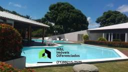 Casa Condomínio Encontro das Águas, 4 Suítes, 400m2, Lauro de Freitas