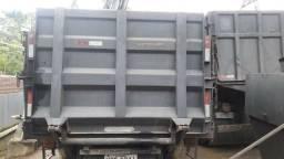 Plataforma idraulica traseira 1 tol