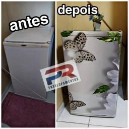 Tops personalização em sua geladeira
