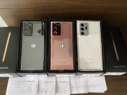 Samsung Galaxy Note 20 Ultra 256gb - Novo/Lacrado/NF!