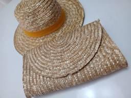 Bolsa + chapéu  50,00