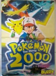Poster Pokémon 2000 - O Filme