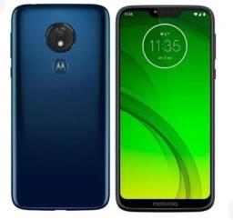 Smartphone Moto g7 Power Motorola 4gb Ram 64gb Armazenamento cinza fotos ilustrativas
