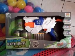 Lançador super shot novas loja ...