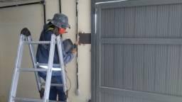 Serralheiro manutenção portão eletrônico