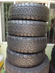 Jogo de pneus bf goodrich