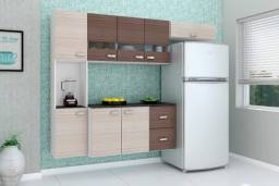 Cozinha Compacta Julia - Frete grátis