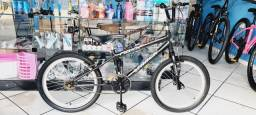 Bicicleta Aro 20 Cross.  Impecável # estado de Nova #
