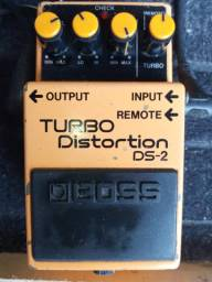 Pedal boss turdo distortion ds2