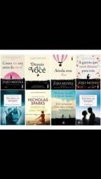 Livros de todos os gêneros