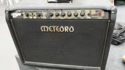 Amplificasor Meteoro Nitrous 160G com Pedal