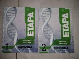 Apostilas Novas Do Etapa De Medicina De Filosofia E Sociologia Com Exercícios
