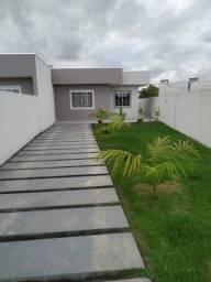 Linda residência em alvenaria no balneário Canoas! - 5164R