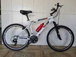 Bicicleta aro 26 reformada alumínio