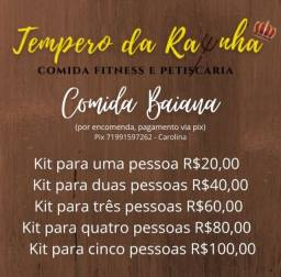 Comida baiana toda sexta @temperodarainhaa