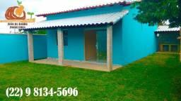 Casa em Unamar Tamoios no 2 º distrito de cabo frio com área gourmet