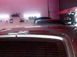 Trabalhar em lava rápido e estética automotiva