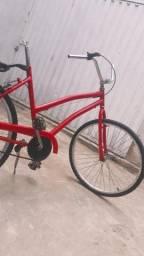 Vendo bicicleta Leia a descrição