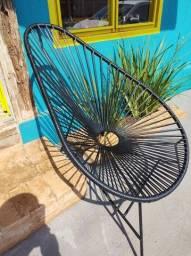 Cadeiras modelo Acapulco