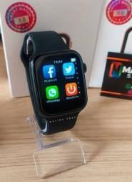 Smartwatch iwo - faz e recebe ligação - coloca sua foto