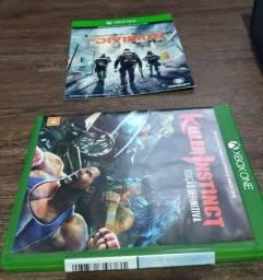 Xbox One 1Tb Usado poucas vezes