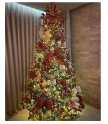 Árvore de Natal 2,10m