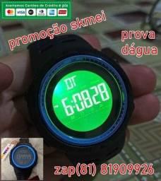 relógio prova dágua