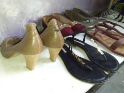 Vendo sapatos femeninos