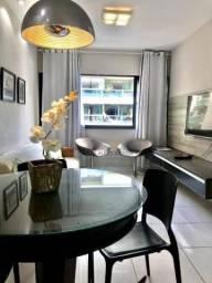 Ed. Pátmos. Apartamento com 3 dormitórios para alugar, 68 m² por R$ 3.000/mês - Ponta Verd