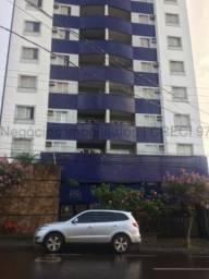 Apartamento à venda, 2 quartos, 1 suíte, 1 vaga, Centro - Campo Grande/MS