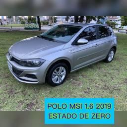 POLO MSI 1.6 2019 ESTADO DE ZERO
