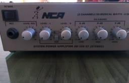 Amplificador NCA AB100 ST