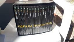 Coleção DVD s Copa do Mundo