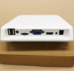 Pandora box 2600 jogos funciona tubo VGA e HDMI