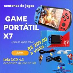 Título do anúncio: Game portátil, emuladores estilo PSP