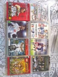 Jogos para ps3 originais pacote com 8 jogos