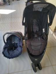 Carinho +bebê conforto