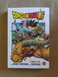 Mangá Dragon Ball Super - 06