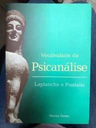 Vocabulário da psicanalise