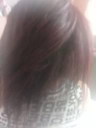 Manutenção mega hair