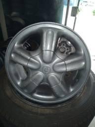 Jogo de rodas Chevrolet aro 14 4x100