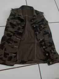 Jaqueta camuflada M