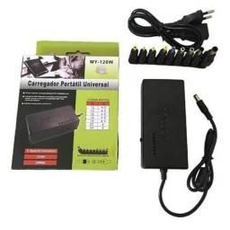 Título do anúncio: Carregador Portátil Universal Para Notebook My-120W