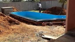 JCI piscinas -Para sua Casa- Escolha sua piscina parcelamos até 10 x
