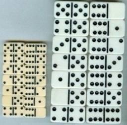 Mini-dominó De Osso promoção